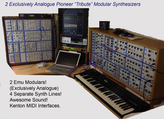 2 EMU Tribute Modulars - Exclusively Analogue